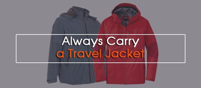 smart TravelJacket