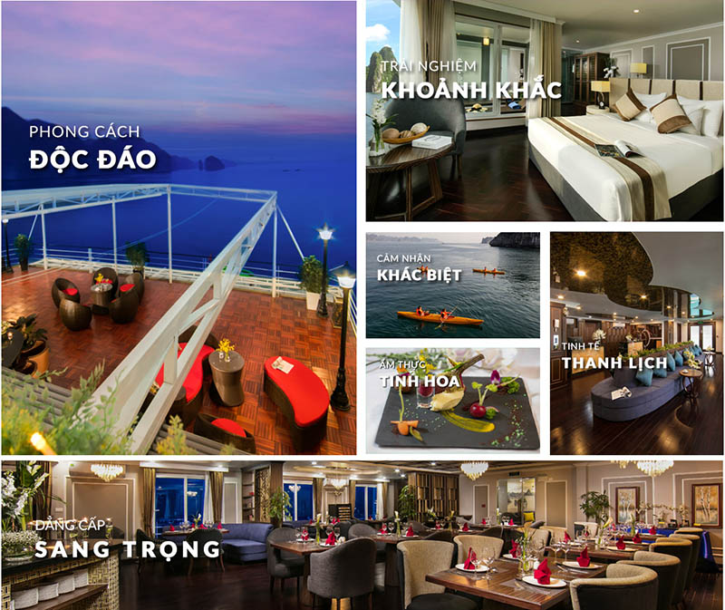 Era Cruises Halong Bay - Lan Ha Bay