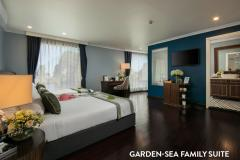 Garden-Sea Family Suite 1