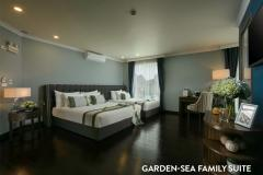 Garden-Sea Family Suite 2