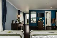 Garden-Sea Family Suite 3