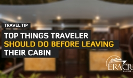 Top Things Traveler Should Do Before Leaving Their Cabin