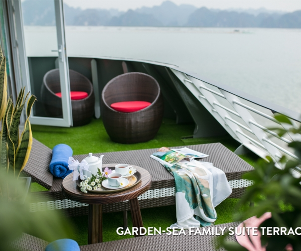 GARDEN-SEA FAMILY SUITE
