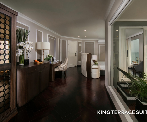 KING TERRACE SUITE